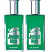 Jungle Man Doppelpack Eau de Parfum 100ml - 1