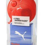 Puma Flowing Geschenkset homme / men, Eau de Toilette Vaporisateur / Spray 40 ml, Duschradio, 1er Pack (1 x 40 ml) - 1