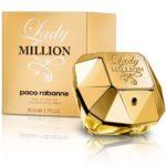 Paco Rabanne Lady Million femme / woman, Eau de Parfum, Vaporisateur / Spray, 1er Pack (1 x 80 ml) - 1